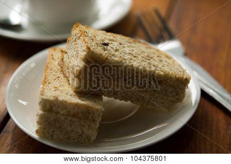 Old San Leibowitz Tuna Bread Dough.