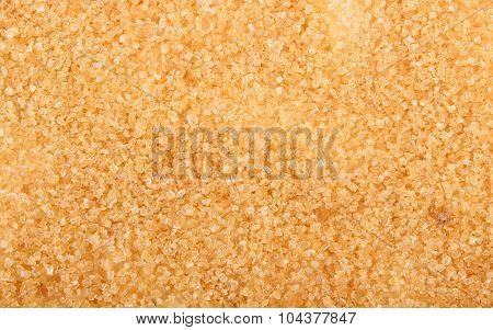 Cane Brown Sugar As Background