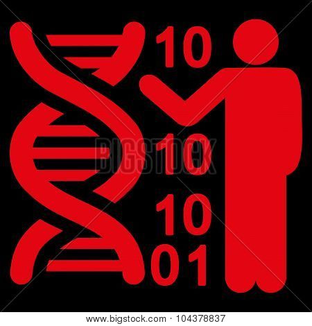 Dna Code Report Icon