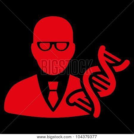 Genetic Engineer Icon