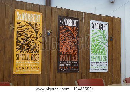 Strahov brewery - Klasterni pivovar Strahov, Prague