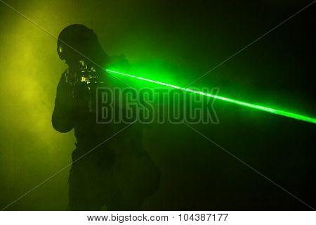 laser sights