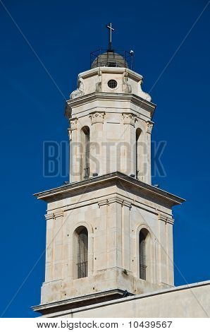 St. Maria Assunta Belltower. Sannicandro di Bari. Apulia.