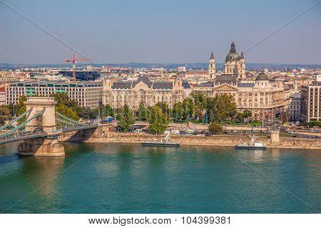 Budapest cityscape