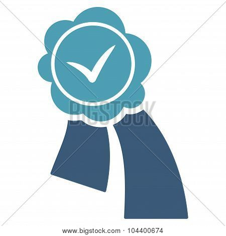 Validation Seal Icon