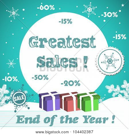 Greatest winter sales