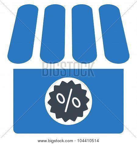 Drugstore Sale Icon