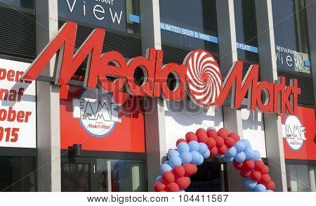 Media Markt In Amsterdam