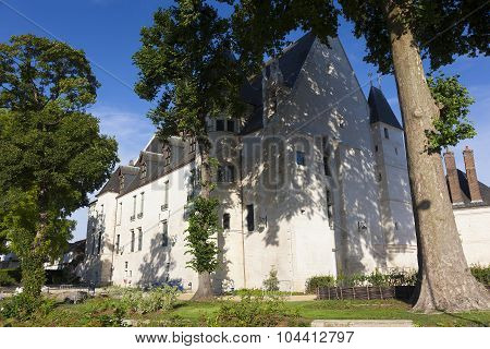 Castle Of Beauvais, Oise, Picardie, France