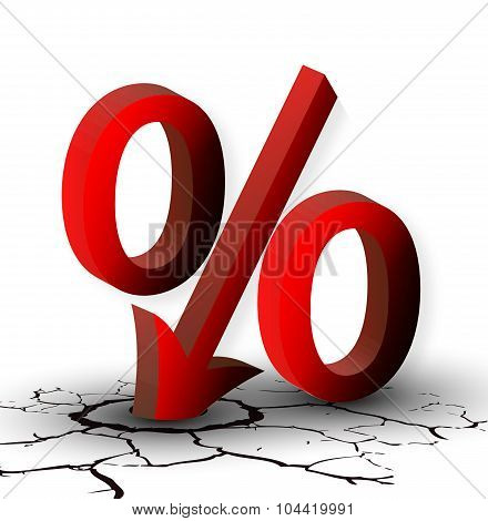 The Discount Percentage Or Low Prices