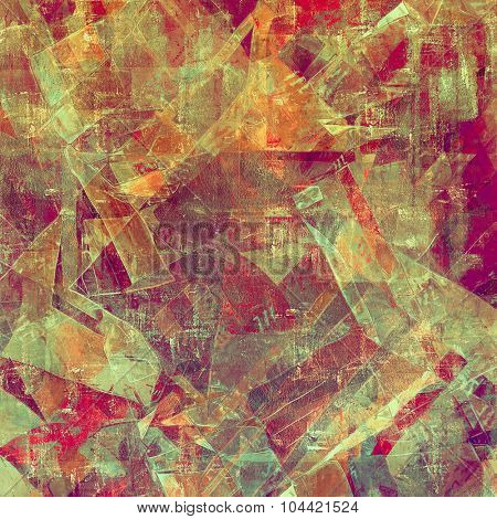 Abstract background or texture. With different color patterns: brown; red (orange); purple (violet); cyan