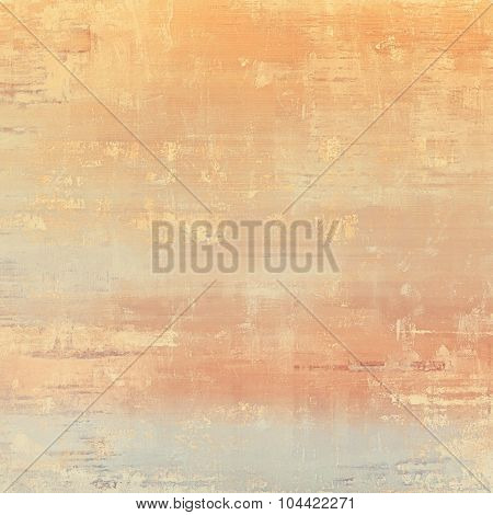 Rough grunge texture. With different color patterns: yellow (beige); brown; red (orange); gray