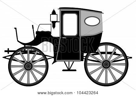 Old Style Carriage