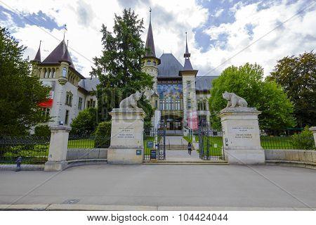 The Bern Historical Museum, Switzerland