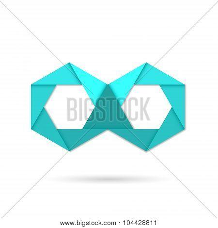 Hexagon Infinity Logo