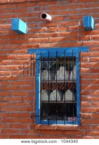 Window Wrought Iron Grill
