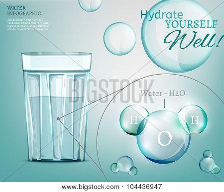Water molecule 03 A