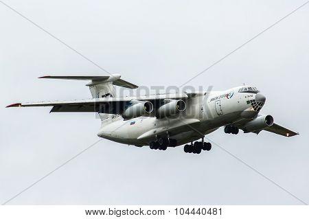 Aviacon Zitotrans Ilyushin Il-76Td