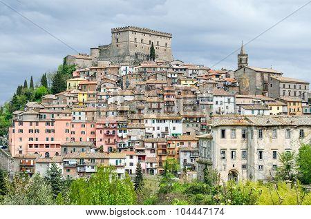Viterbo - Soriano Nel Cimino - Lazio - Italy Travel