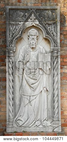 A Saint in Torcello