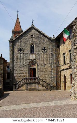 Pieve Saint Mary In Pietralunga