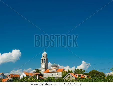 Kotor City Included In To Unesco Heritage, Montenegro