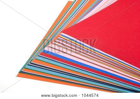 Construction Paper Alpha