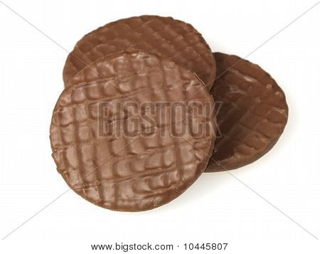 Milk Chocolate Biscuits