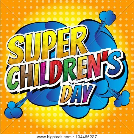 Super Children's Day