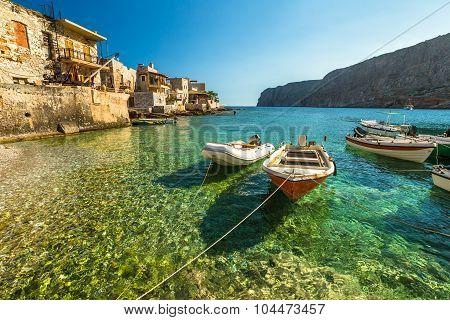 Gerolimenas Greece