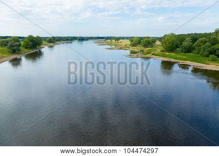 Wide Elbe