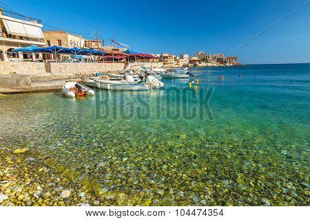 Gerolimenas Harbour