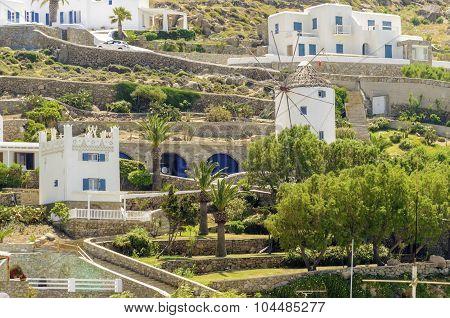 Ornos, Mykonos, Greece