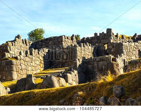 Fortification of Sacsayhuaman