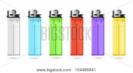 Lighters set