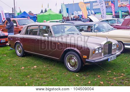 Rolls-royce Silver Shadow 2