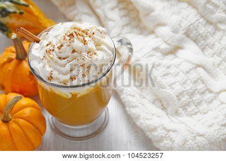 Pumpin latte