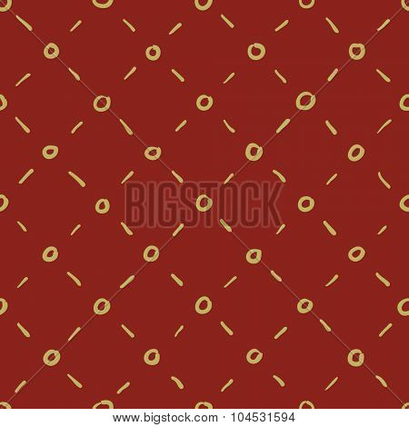 Brown vintage seamless background