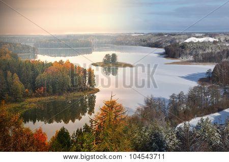 Jedzelewo Lake in Stare Juchy 2