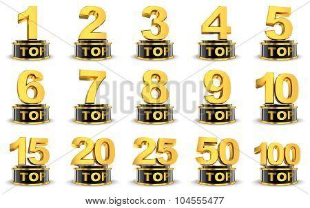 Top Symbols