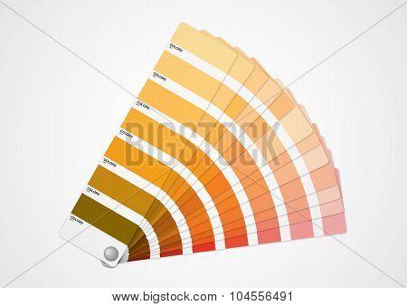 Orange tone