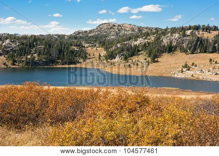 Beartooth Highway Scenery
