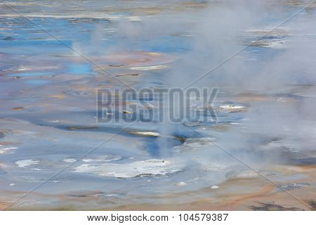 Abstract Of Thermal Basin