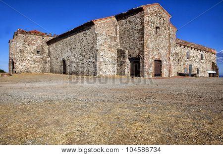 Tentudia Monastery