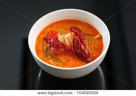 japanese lobster soup