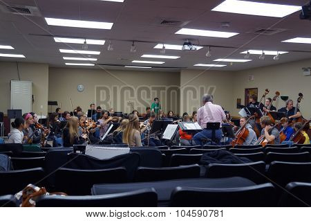 Metropolitan Youth Symphony Orchestra