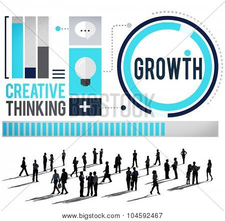 Growth Improvement Development Success Business Concept
