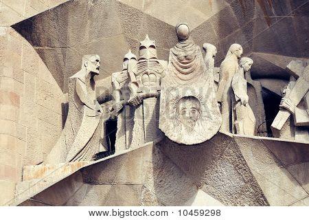 Sagrada Familia Temple Details
