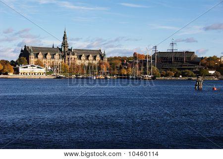 Nordiska und Vasa-Museum