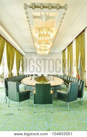 Meeting Room In Independence Palace